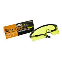 Ochranné brýle žluté GEKO