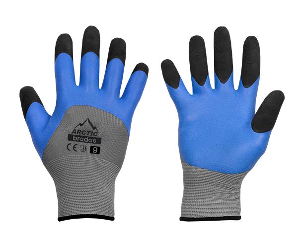 "Ochranné rukavice, latexové, 11"" ARCTIC *HOBY 0Kg BR-RWA11"