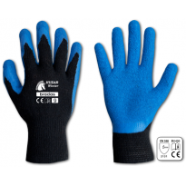 """Ochranné rukavice, latexové, 11"""" HUZAR WINTER"""