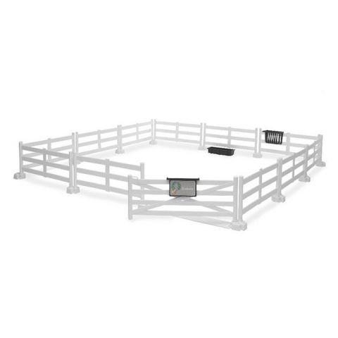 Ohrada pro zvířata bílá 62504 BRUDER