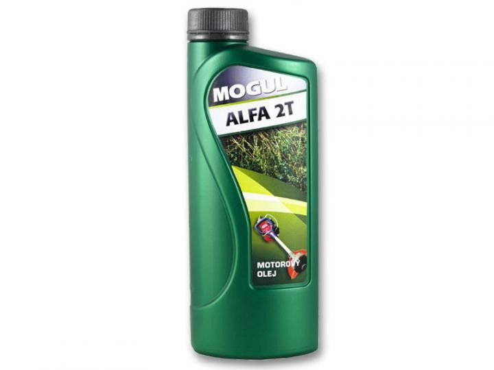 Olej do dvoutaktních motorů MOGUL ALFA 2T *HOBY 1Kg V531363311