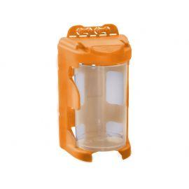 Organizér modulový závěsný - oranžový, 210ml (60 x 92mm), PP