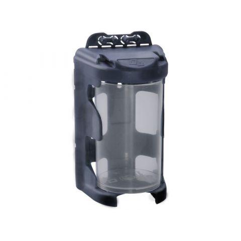 Organizér modulový závěsný - šedý, 210ml (60 x 92mm), PP
