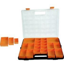 Organizér s vyjímatelnými boxy 37x31cm