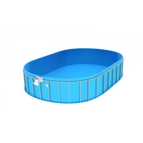 Oválný bazén BE-6x2x1.5 KAXL