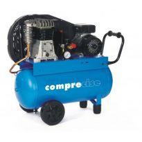 P50/230/3 - Kompresor s olejovou náplní - pomaloběžný 50l, 10bar COMPRECISE