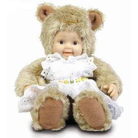 Panenka - Baby Medvídek se zástěrkou ANNE GEDDES