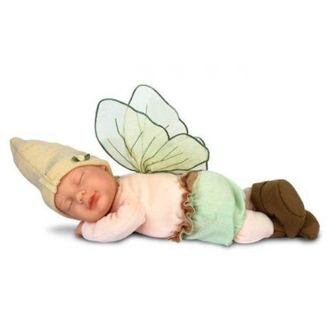 Panenka - Baby Skřítek spící ANNE GEDDES
