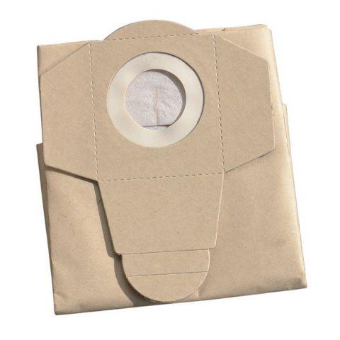 Papírové filtrační pytlíky 5 l k vysavači NTS 1200 GÜDE