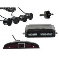 Parkovací senzory s LCD displejem GEKO