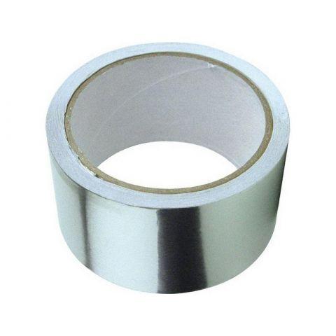Páska lepící aluminiová, 50mmx10m