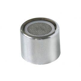 Perlátor pro S-zakřivené ramínko, pro ramínka s vnějším závitem, chrom, BALLETTO