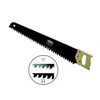 Pila na YTONG 17 zubů/700 mm ostří s dřevěnou rukojetí