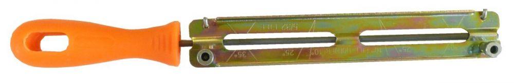 """Pilník s vodítkem na pilové řetězy 4,0mm 3/8"""" MAR-POL *HOBY 0.02Kg M86685"""