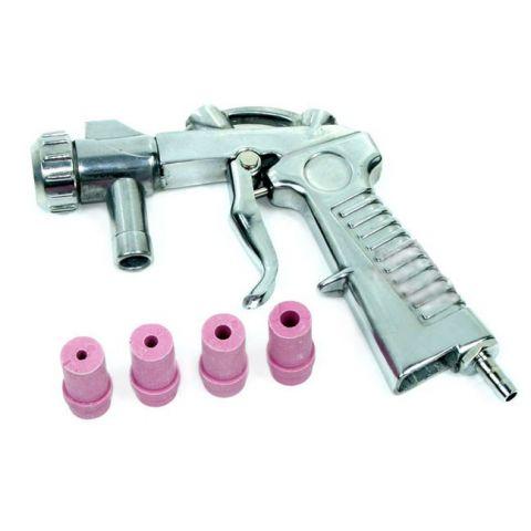 Pískovací pistole, 4 keramické trysky