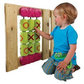 Piškvorky - herní sestava na dětské hřiště KAXL