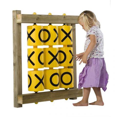 Piškvorky - kompletní sada na dětské hřiště KAXL