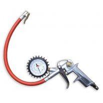 Pistole na hustění pneumatik s manometrem STG01 BLISTER