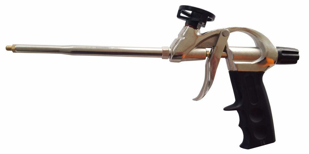 Pistole na montážní pěnu, kovová MAR-POL