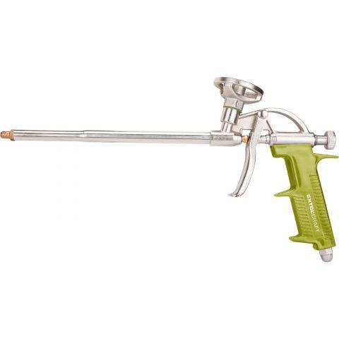 Pistole na PU pěnu, s regulací průtoku EXTOL CRAFT