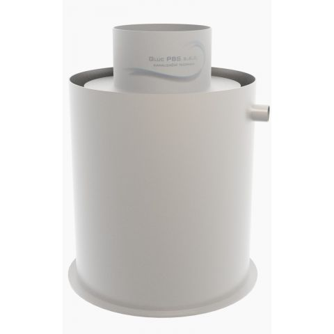 Plastová Jímka(žumpa) dvouplášťová 12 m³ KAXL