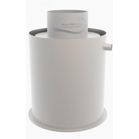 Plastová Jímka(žumpa) dvouplášťová 6 m³ KAXL