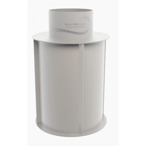 Plastová Jímka(žumpa) samonosná 6 m³ KAXL