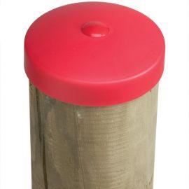 Plastová krytka - kulatina Ø 100 mm KAXL