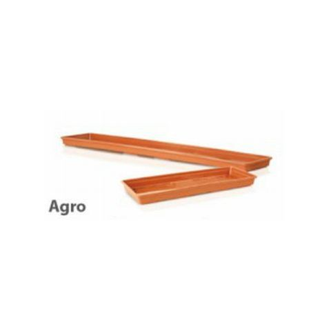 Plastová podmiska 500mm AGRO, antracitová