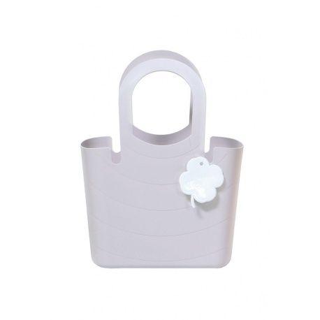 Plastová taška 15L LUCY, světle fialová *HOBY 0.665Kg ITLU400-5245U