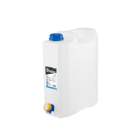 Plastový kanystr na vodu 10l s kohoutkem KTZ10