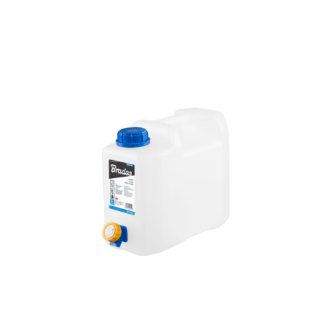 Plastový kanystr na vodu 5l s kohoutkem KTZ05 BRADAS