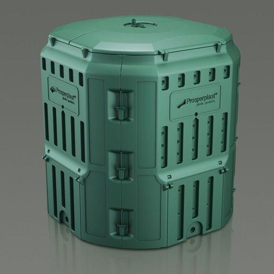 Plastový kompostér 340l COMPOTHERMO *HOBY 10.4Kg IKB340