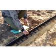 Plastový kotvící kolík na agrotextílie 25cm / 1ks