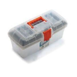"""Plastový kufr, box na nářadí 15"""" ICECUBE"""