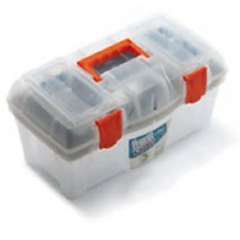 """Plastový kufr, box na nářadí 18"""" ICECUBE"""