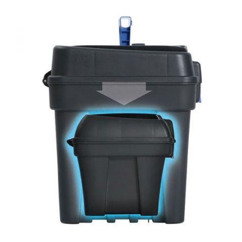 """Plastový kufr, box na nářadí 22"""" 2v1 NBX1222 SETBOX"""