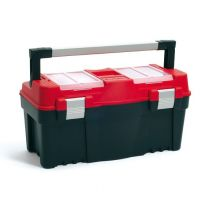 """Plastový kufr, box na nářadí 22"""" APTOP PLUS KAP5530AL KISTENBERG"""
