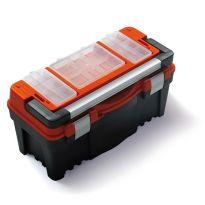 """Plastový kufr, box na nářadí 22"""" FIREBIRD"""