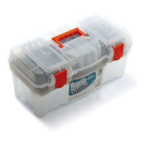 """Plastový kufr, box na nářadí 22"""" ICECUBE"""