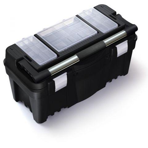 """Plastový kufr, box na nářadí 22"""" N22AFI PRACTIC"""
