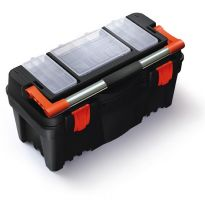 """Plastový kufr, box na nářadí 22"""" N22RFI PRACTIC"""