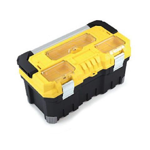 """Plastový kufr, box na nářadí 22"""" NT22AS TITAN"""
