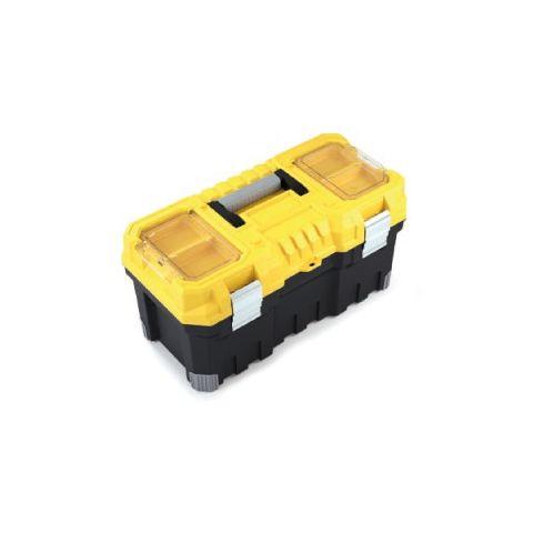 """Plastový kufr, box na nářadí 22"""" NT22CM TITAN"""