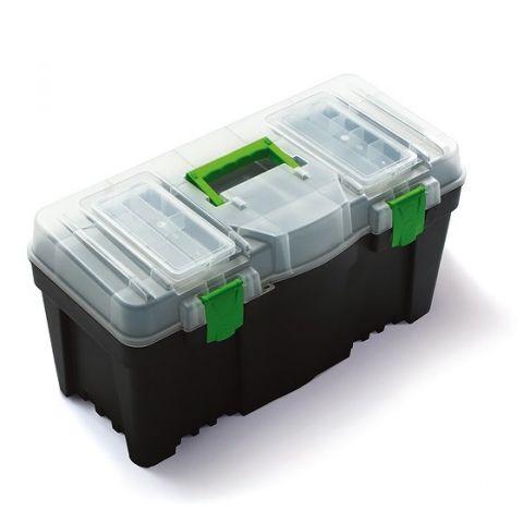 """Plastový kufr, box na nářadí 25"""" GREENBOX"""