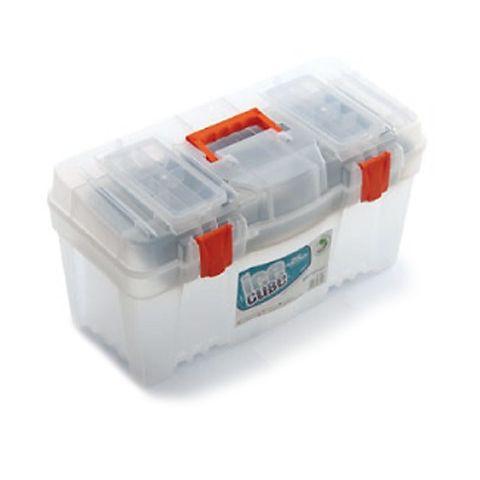 """Plastový kufr, box na nářadí 25"""" ICECUBE"""