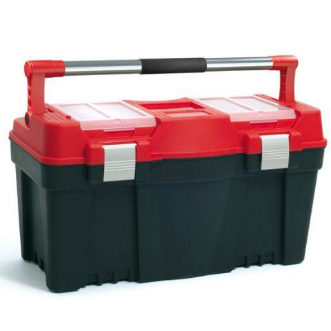 """Plastový kufr, box na nářadí 25"""" N25APFI PRACTIC"""