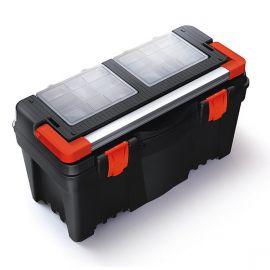 """Plastový kufr, box na nářadí 25"""" N25R2A MUSTANG"""