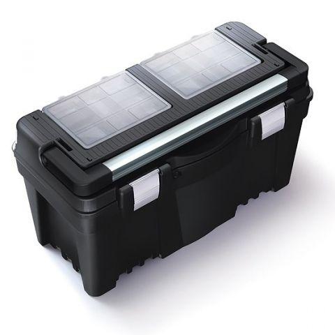 """Plastový kufr, box na nářadí 25"""" VIPER"""