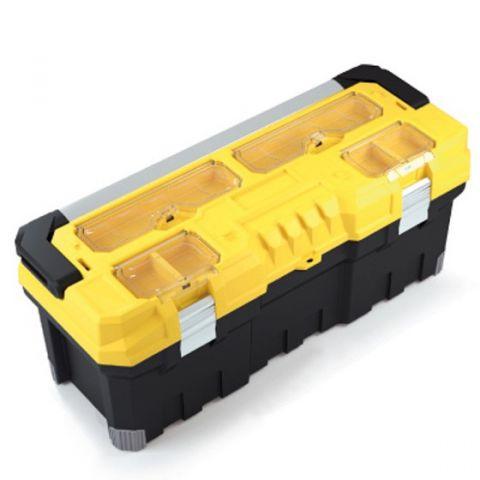 """Plastový kufr, box na nářadí 30"""" NT30AM TITAN"""